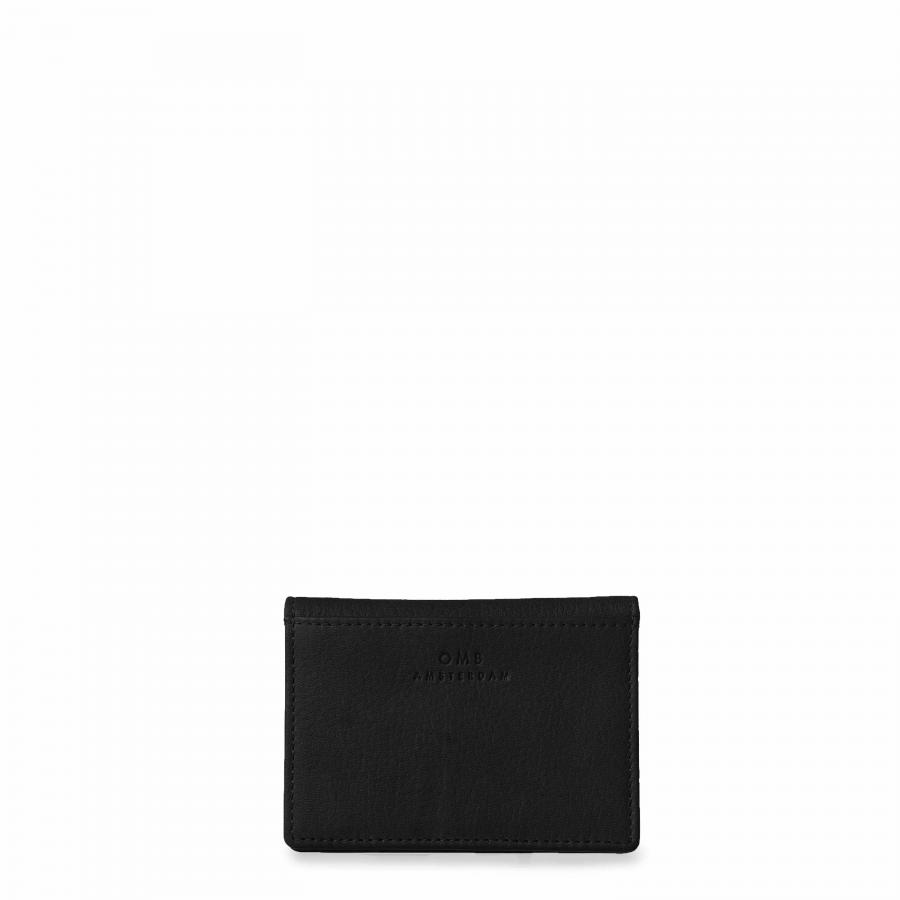 Suki Cardcase Black Soft Grain Leather