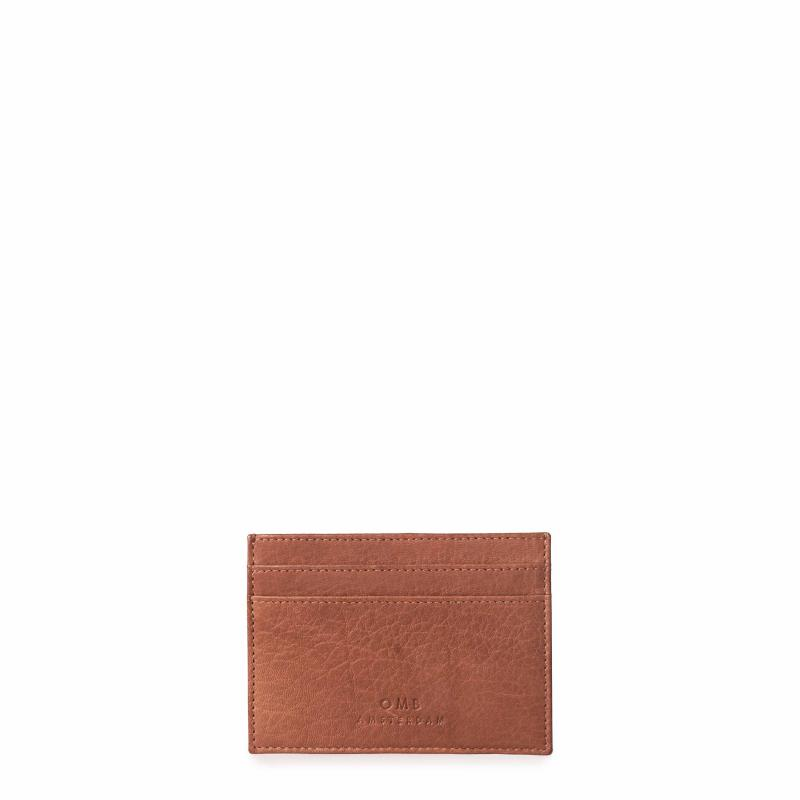 Mark Wild Oak Soft Grain Leather - cardholder