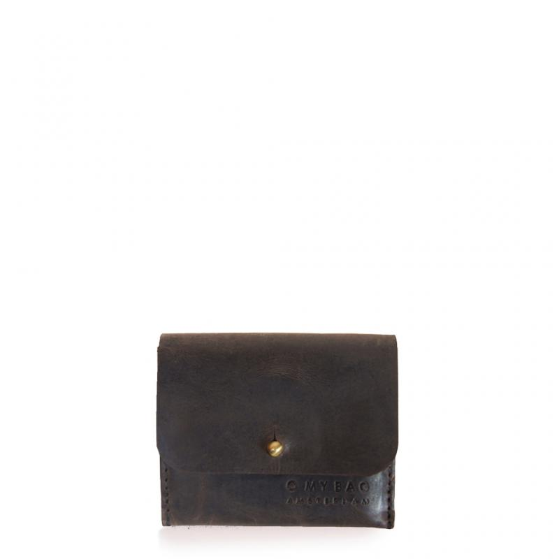 Cardholder Dark Brown Hunter Leather