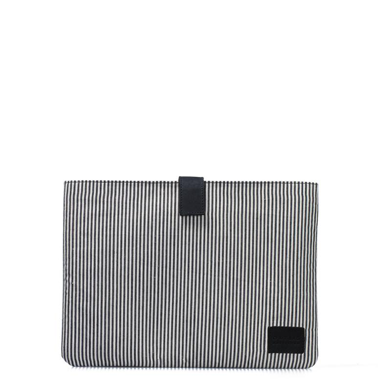 Cotton Laptop Sleeve 13´´ Black - obal na notebook