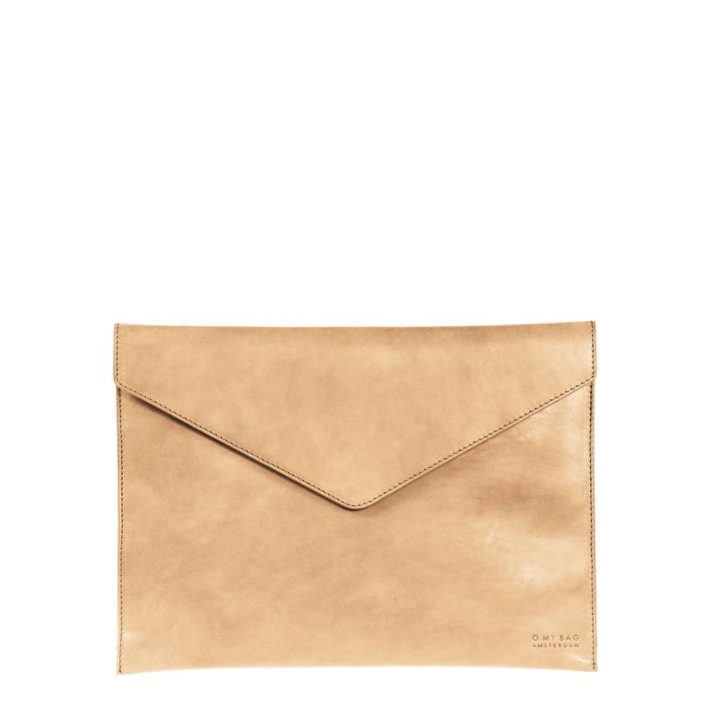 Envelope Laptop Sleeve 13´´ Natural Classic Leather - kožený obal na notebook