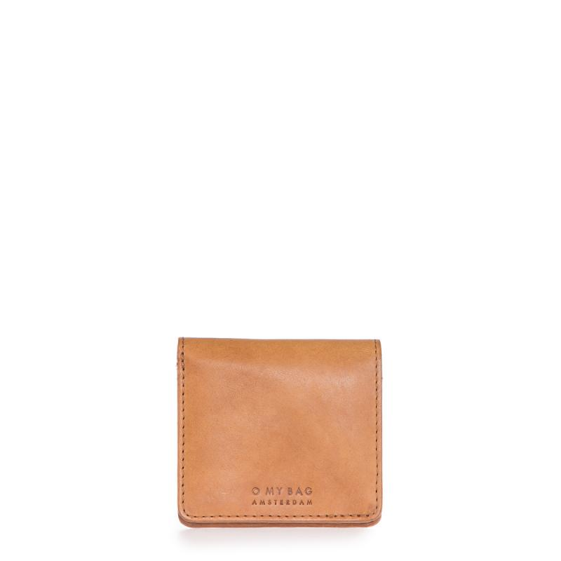 Alex Fold-Over Wallet Cognac Classic Leather - kožená peňaženka